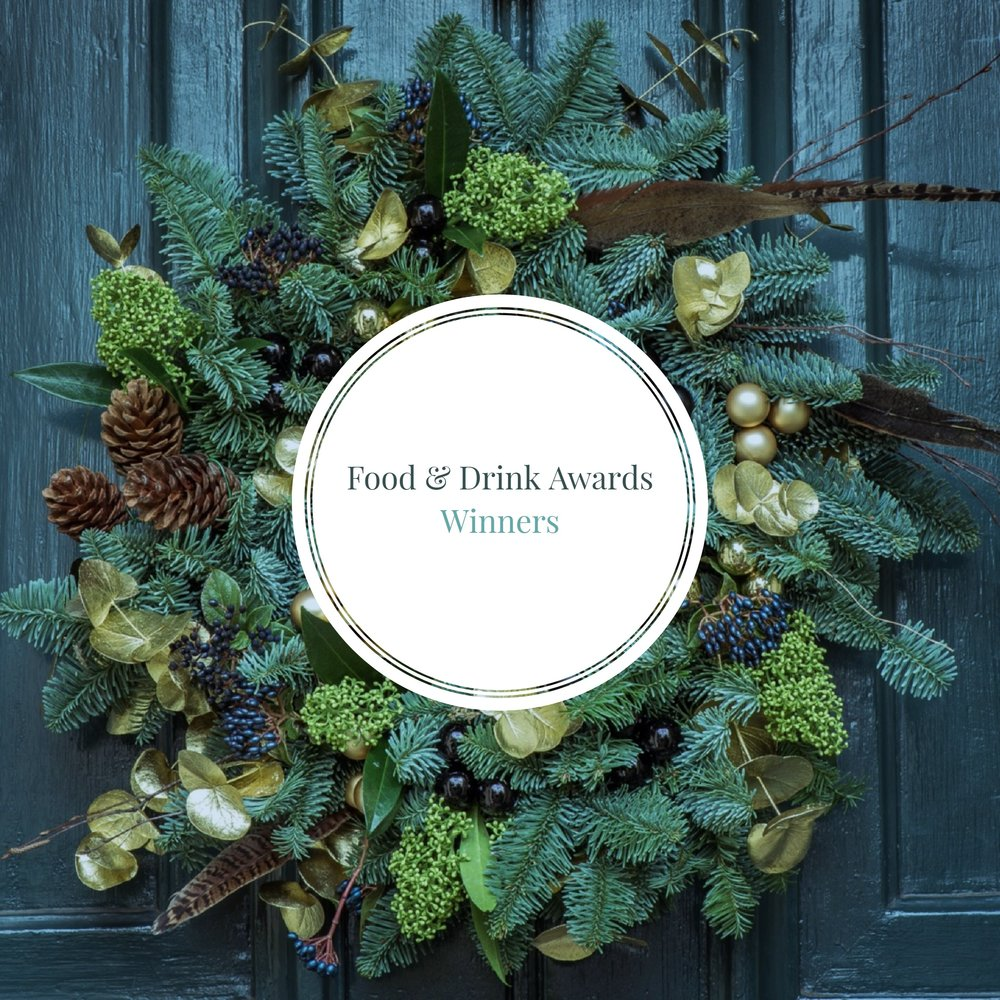 The Winners of The Food & Drink Awards ( and We Won Best Cookbook)  - By Limahl Asmall
