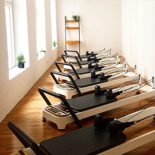 Berlin, say hello to the #allegro2. So pumped to start teaching on these babies this week at #workoutberlin. Best way to start a #Monday!  #Berlin #mondaymorning #pilates #holisticpilates #pilateslife #Friedrichshain #balancedbody #holisticpilatesberlin #reformerpilates #brightandearly #berlinfitness #berlinpilates #fitness #wellness