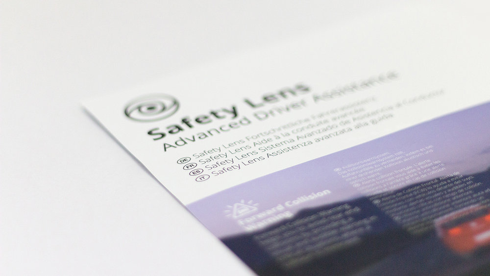 Bisigned Safety Lens Product Sheet