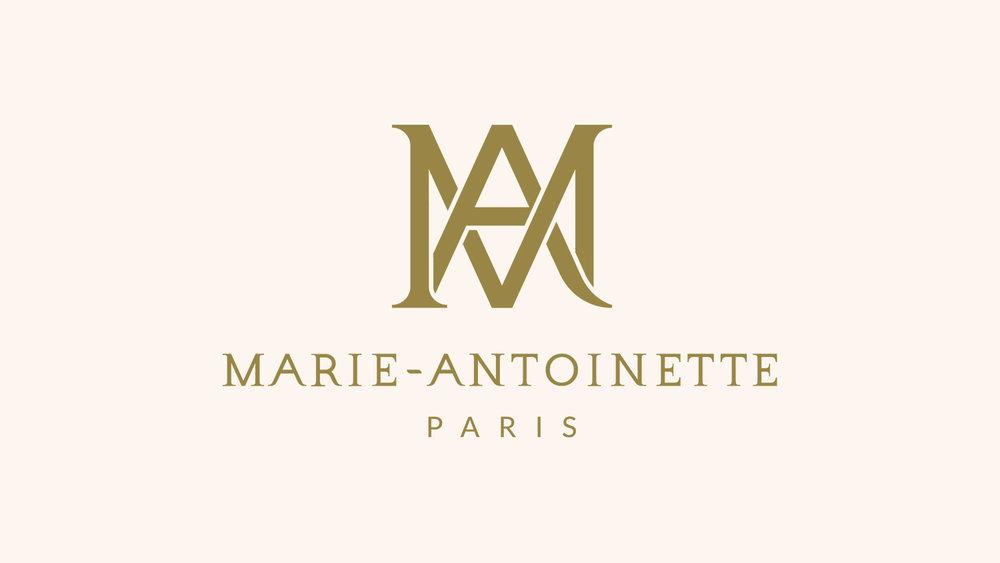 Bisigned Marie-Antoinette Logo