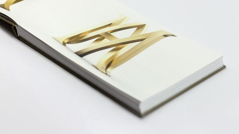 Bisigned Marie-Antoinette Style Guide 3D Logo