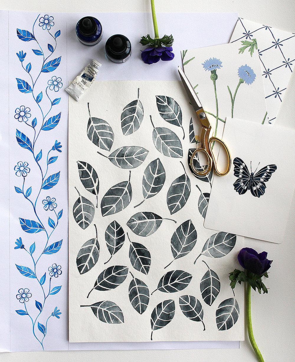 Hanna_Wendelbo_blogg_blue_wallpapers