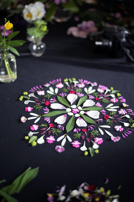 Flowermandala_Urbangardenday_Kungsbacka