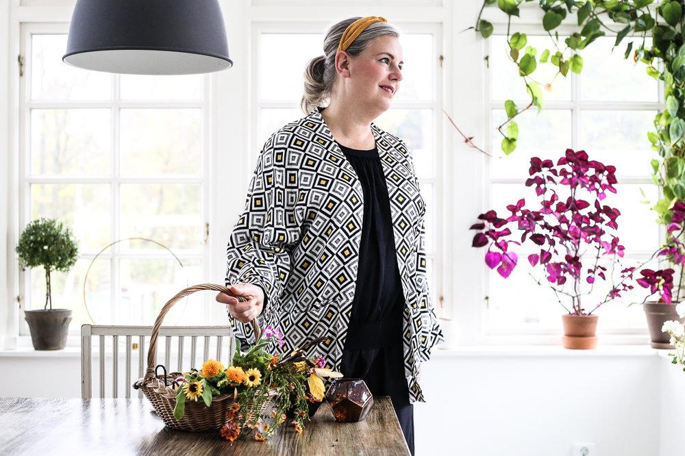 """Kimono """"Art Deco"""" från Soie Belle."""