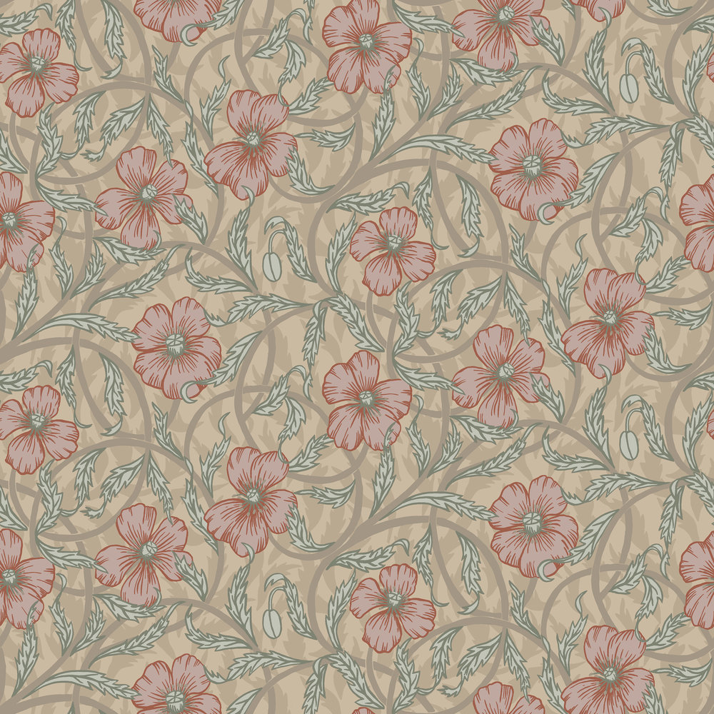 Poppy 28026 Midbec Wallpaper