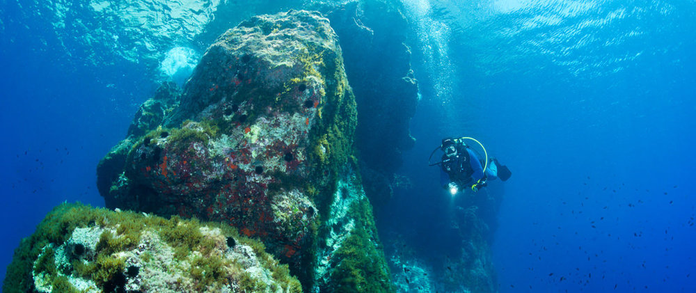 Scuba Activa dive center located in Sant Elm