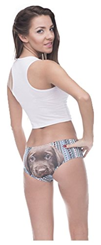 Slip colorati con animali! Circa 9€ su Amazon!