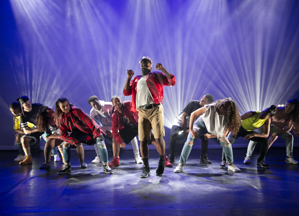 Street Dance & Performing Arts Combo -
