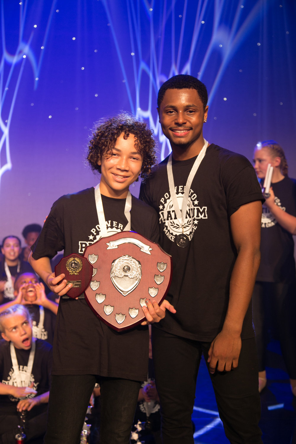 Annual End of Year Showcase and Awards Ceremony -