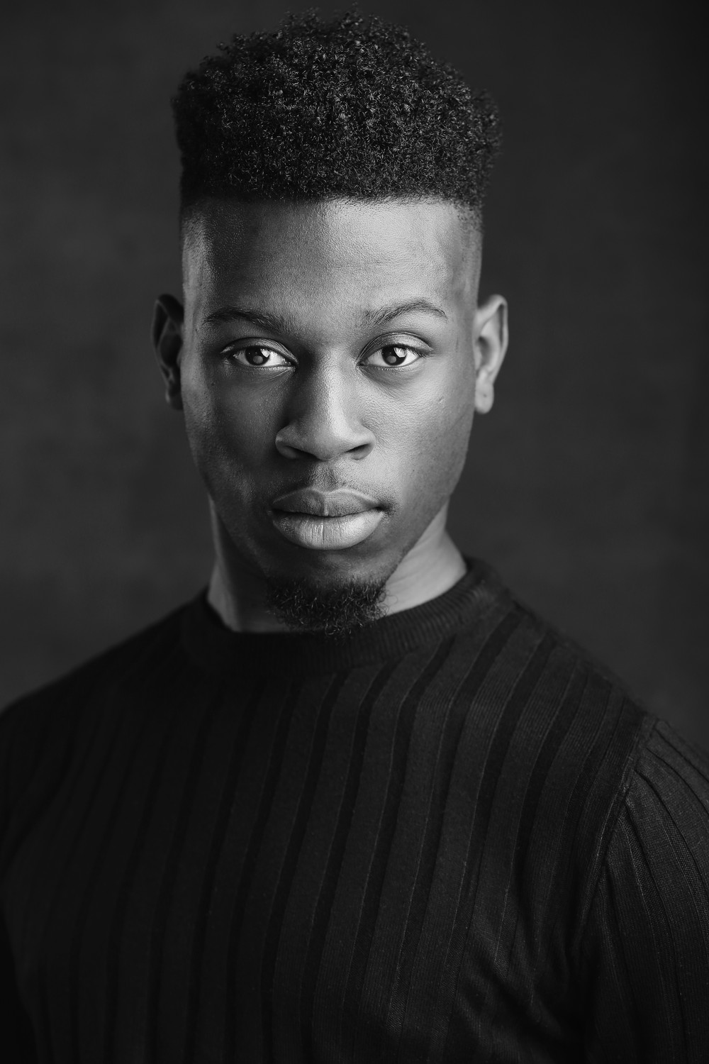 Lashane Williams Final Year Student at The Urdang Academy