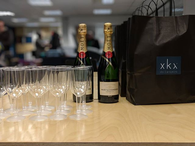 We've had an amazing 2017 at XKX projects which has involved enormous grouth within the company and the projects we've been able to be involved with. We look forward to what 2018 has in-store! From everyone at XKX we wish you a Merry Christmas & Happy New Year X  #christmas #eventprofs #newyear #xkxprojects #