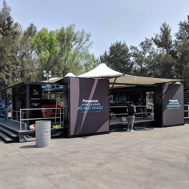 It's race day here in Mexico City! Well done to all the XKX team getting this far and once again creating the Jaguar Panasonic racing teams e-village stand, yet again it's looking amazing! Now for team Jaguar to bring home some podium finishes #eventprofs #fiaformulae #mexicocity #jaguar #jaguarracing #xkxprojects