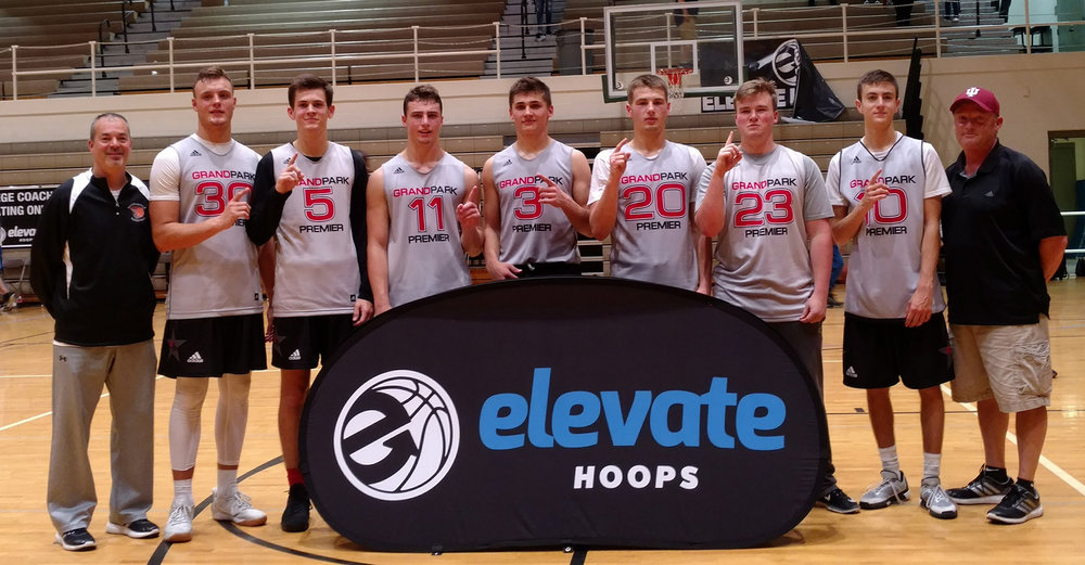 Elevate Hoops Terrific 24 Champs