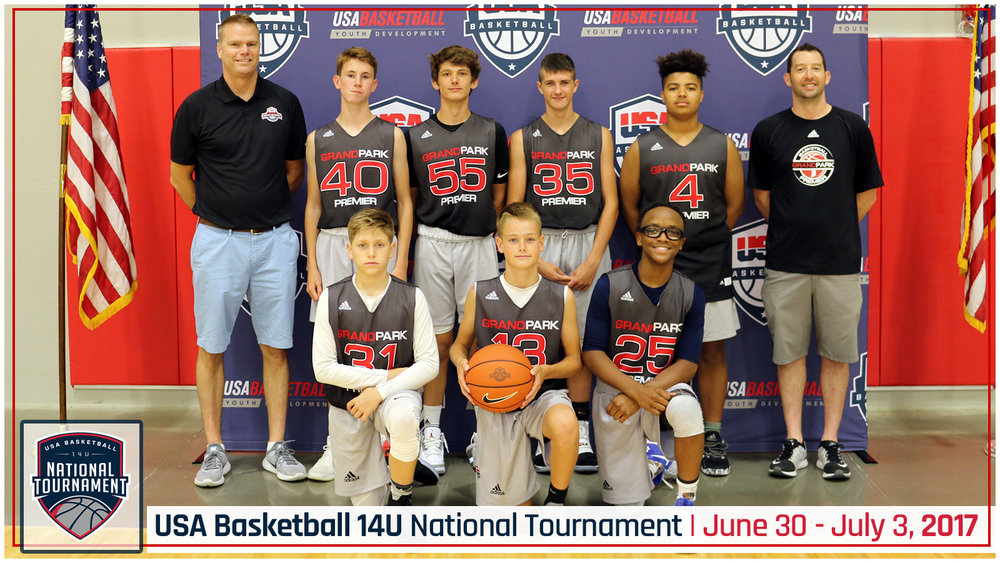 USA Basketball 14U National Tournament