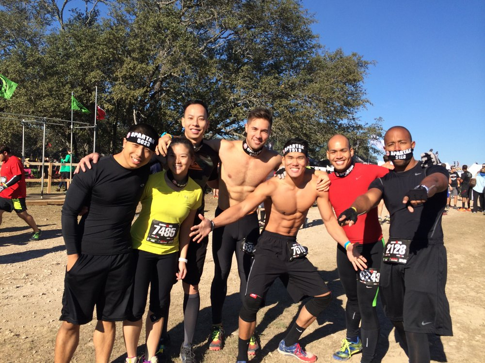 The Crew - Spartan Beast - Dallas 2014