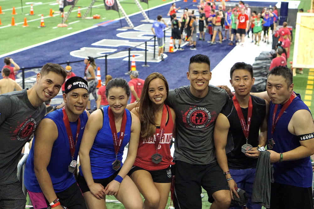 Spartan Stadium Sprint - Dallas 2016