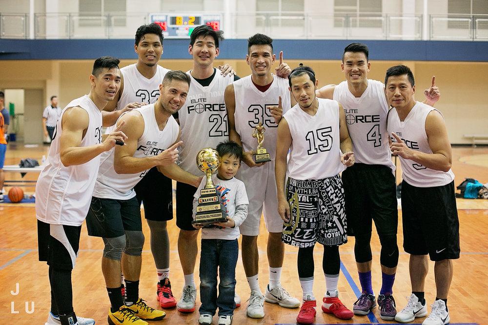 TCBA - ASA 2016 Basketball Tournament Champs (Open Elite Division)