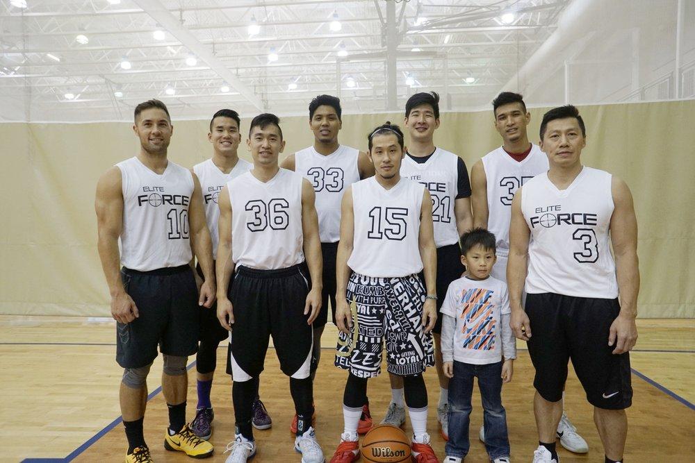 TCBA - ASA 2016 Basketball Tournament