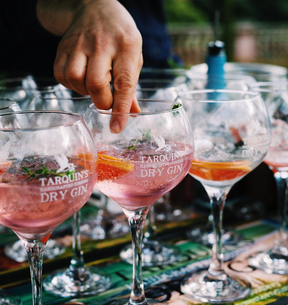 Tarquin's Gin Promotional Event
