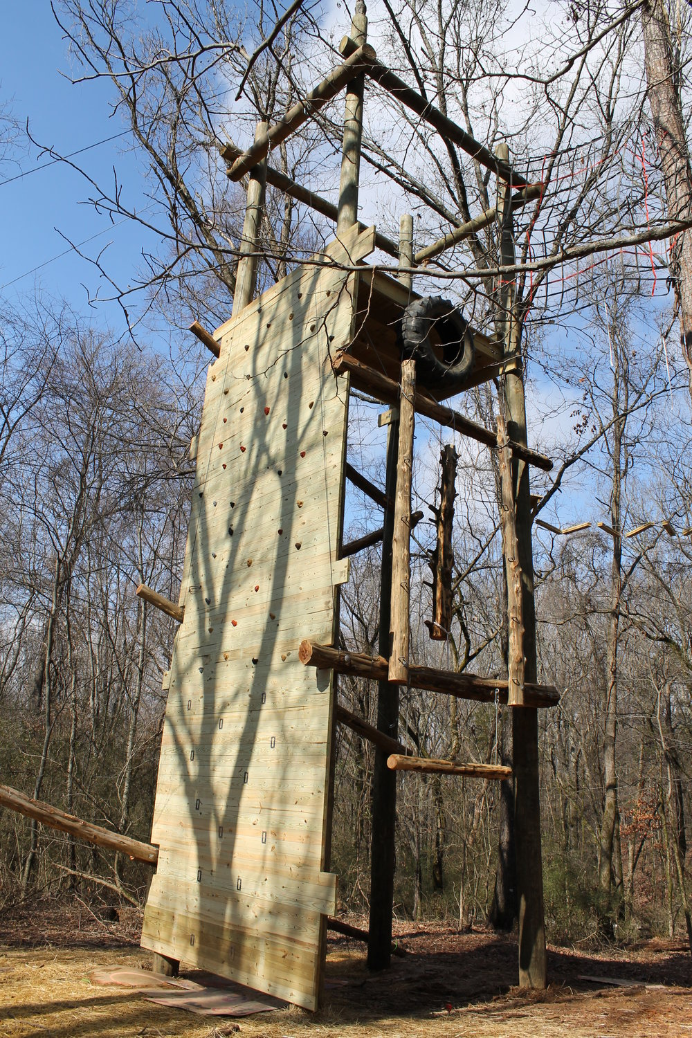ASCEND High Adventure Course- extra fee
