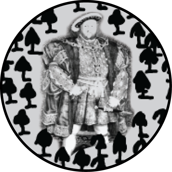 Richmond Palace and Park were old hunting grounds of   Henry VIII  .