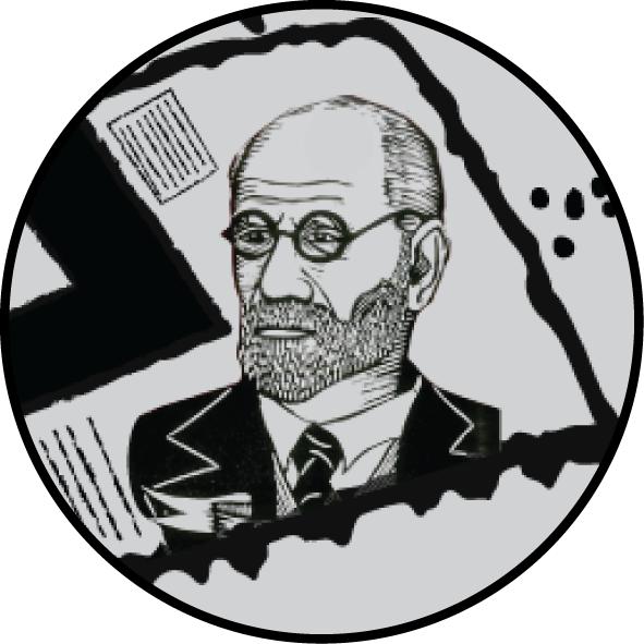 Sigmund Freud , the mastermind of psychoanalysis.