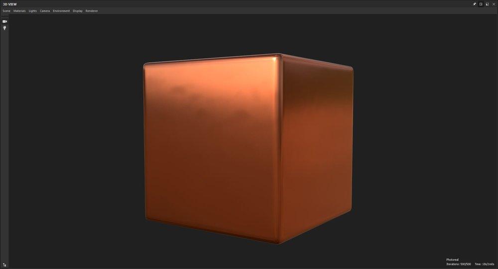 Copper Standard