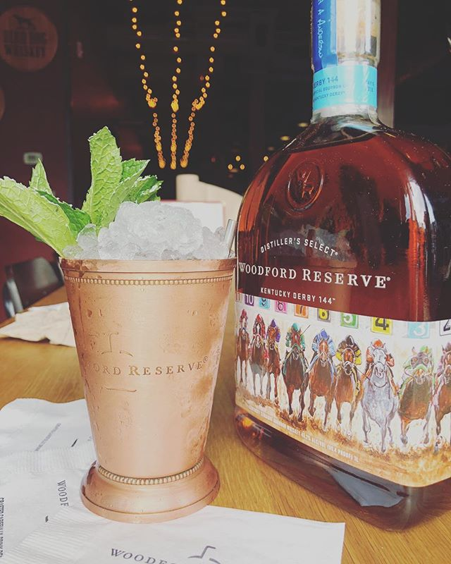 🏇🏻🌹🏆ONE MORE DAY! Join us Saturday for the 144th Kentucky Derby @durksbbq aka #collegehilldowns 🏇🏻🌹🏆presented by our friends at @woodfordreserve 🥃Pre-race coverage starts at 2:30pm and post times are around 6:30pm📯 WIN THIS LIMITED EDITION DERBY BOTTLE! 👆🏼PRIZES FOR BEST HAT👒, MOST DAPPER🤵🏻 & WINNING HORSE🐎 (must be present to win, please drink responsibly) Mint Juleps + BBQ + Derby = ❤️. . . . #kentuckyderby #derby #event #derbyparty #mintjulep #tradition #party #saturday #bbq #kentucky #churchhilldowns #rhodeisland #providence #cityofprovidence #pvd #america #horseracing #horses