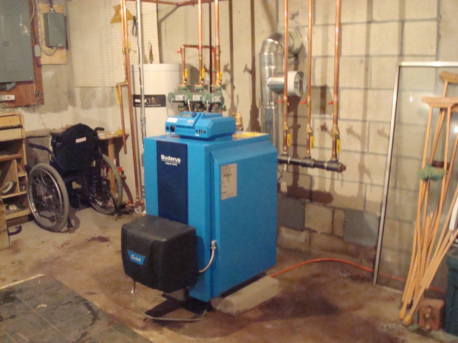New Furnace & Boiler installation, service of heating systems — The ...