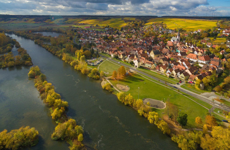 Sulzfeld am Main, hier ein tolles Foto von Rolf Nachbar