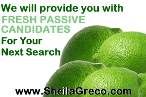 Fresh Passive Candidates for your next search