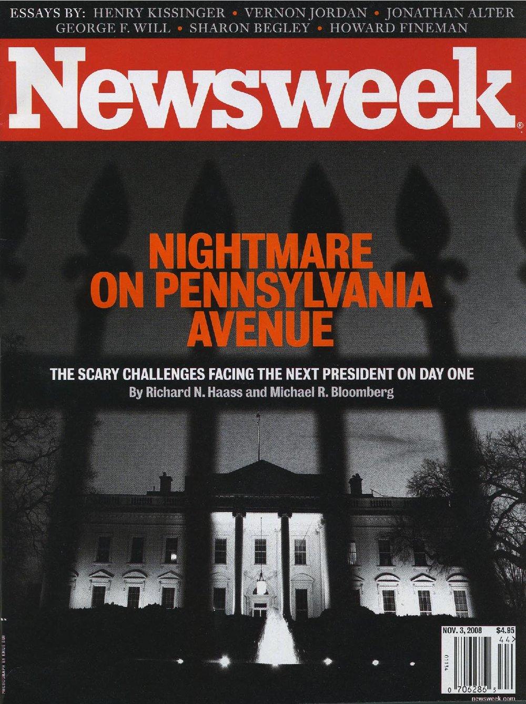 McCain Campaign - Newsweek