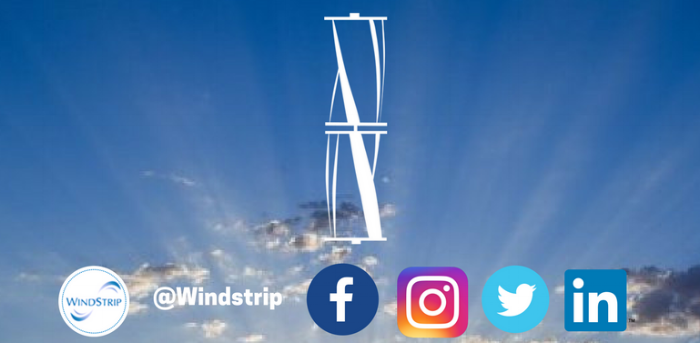 Want to Stay in the Loop? - Follow us @Windstrip