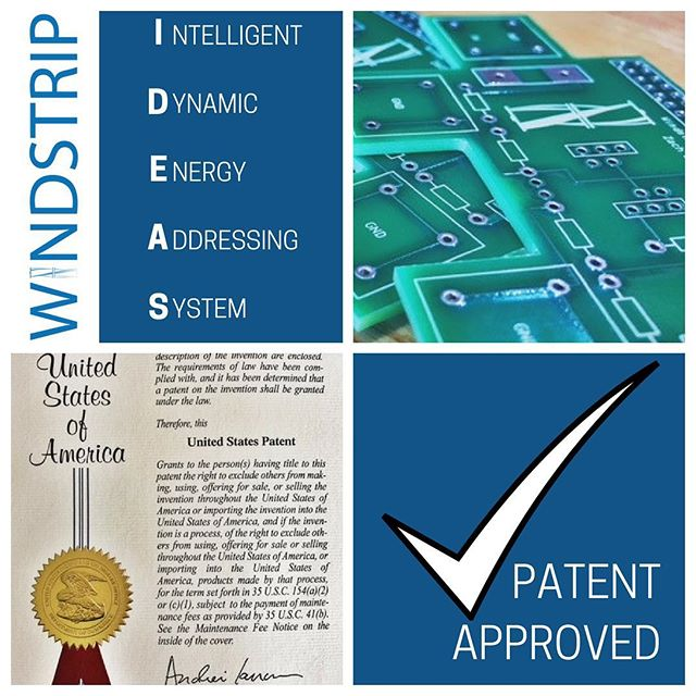 We are pleased to announce that we have just received patent approval of IDEAS, the electronics component of our Hybrid Power System. IDEAS allows for real-time tracking and quality feedback. Visit our website to learn more!
