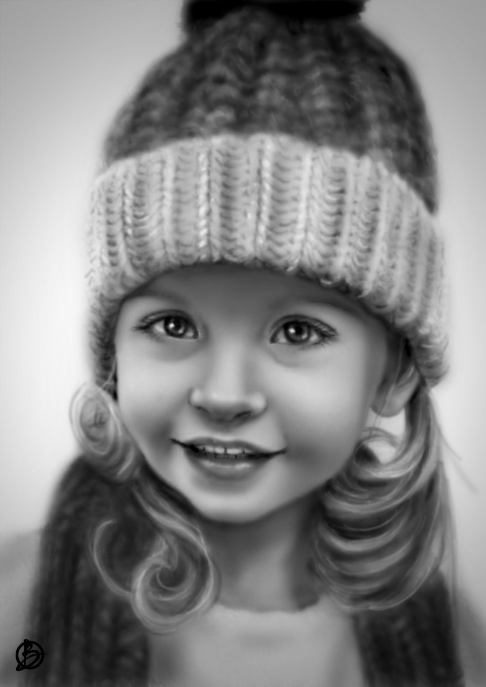 Girl portrait 2