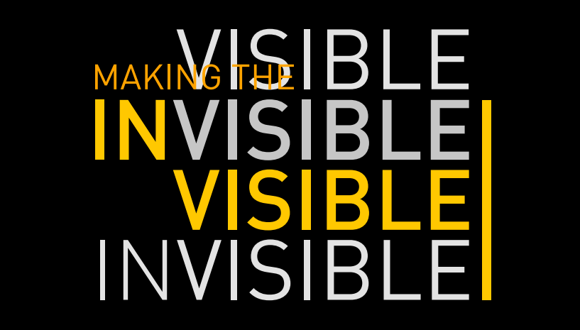 Making the visible visible visible invisible.png