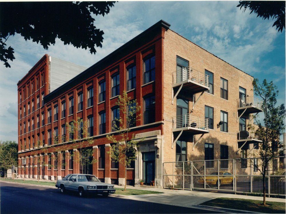 WEST BUCKTOWN LOFTS  - residential