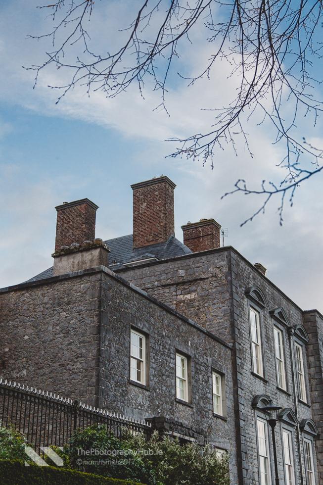 niamh smith Castle Durrow Wedding