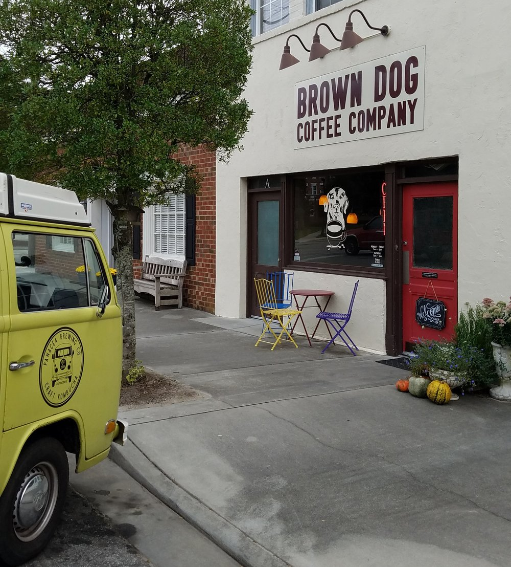 Brown Dog Coffee Company
