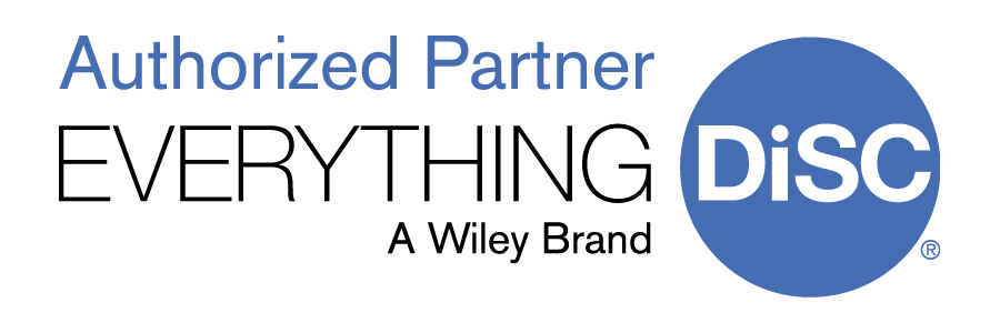 We are an authorized partner with Everything DiSC, a Wiley brand.  This relationship gives us access to a large collection of tools, personality profiles and behavioral assessments that we often use to complement our transformational communication, leadership development, team building, and coaching programs.  Everything DiSC products are currently used by over a million people annually in thousands of organizations around the world, including Fortune 500 companies, and major government agencies.