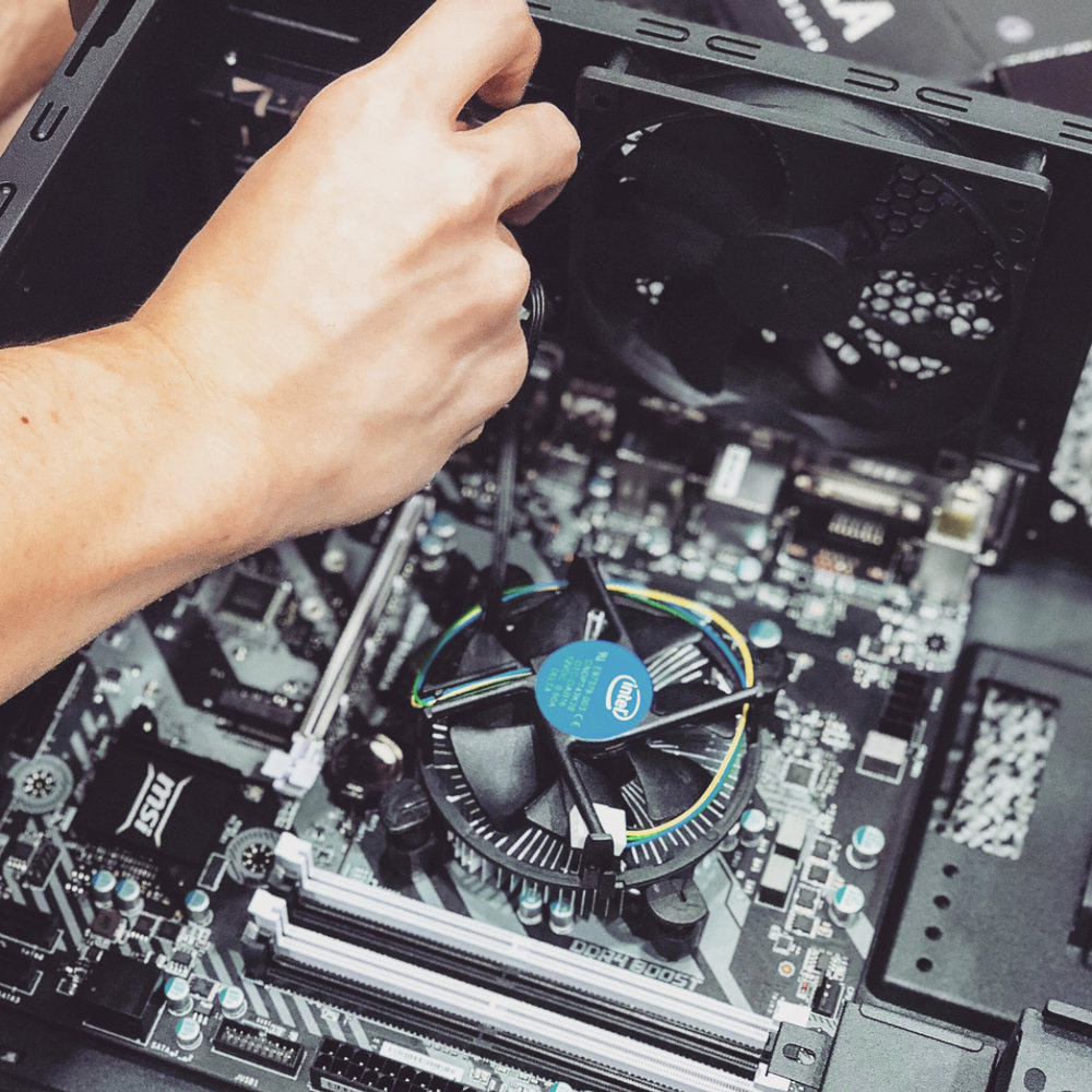 Build It™ - Start your Customised PC here