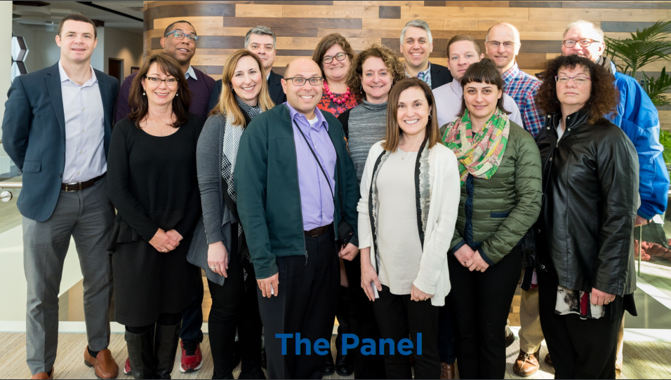 Rose Center for Public Leadership in Land Use expert panel in Grand Rapids, Michigan, 2017