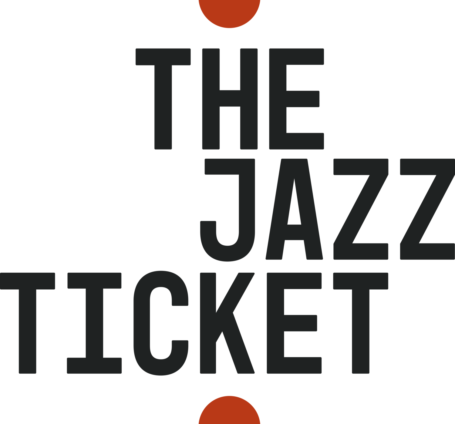 The Jazz Ticket