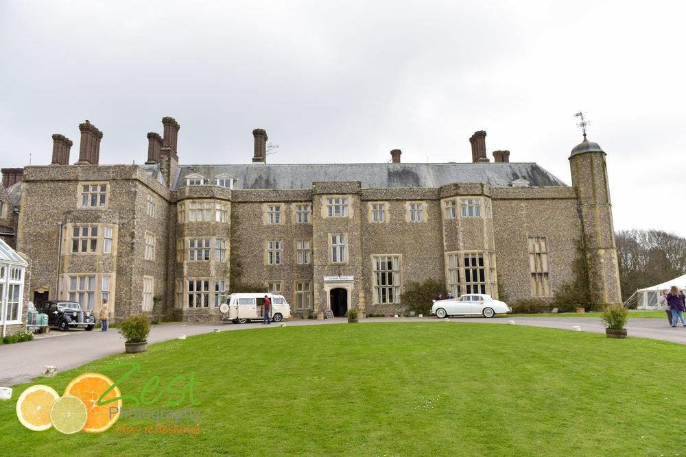Stunning Slindon College