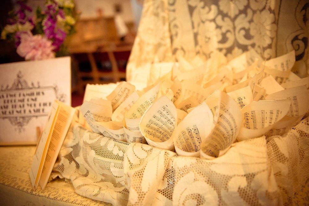 Vintage Amy Wedding Styling-My Vintage Wedding-Handmade Vintage Confetti