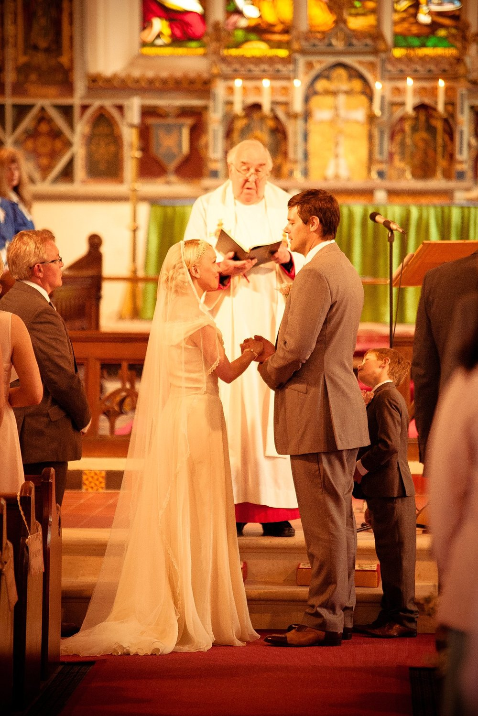 Vintage Amy Wedding Styling-My Vintage Wedding-Wedding Ceremony at All Saints Church-1930s Wedding Dress