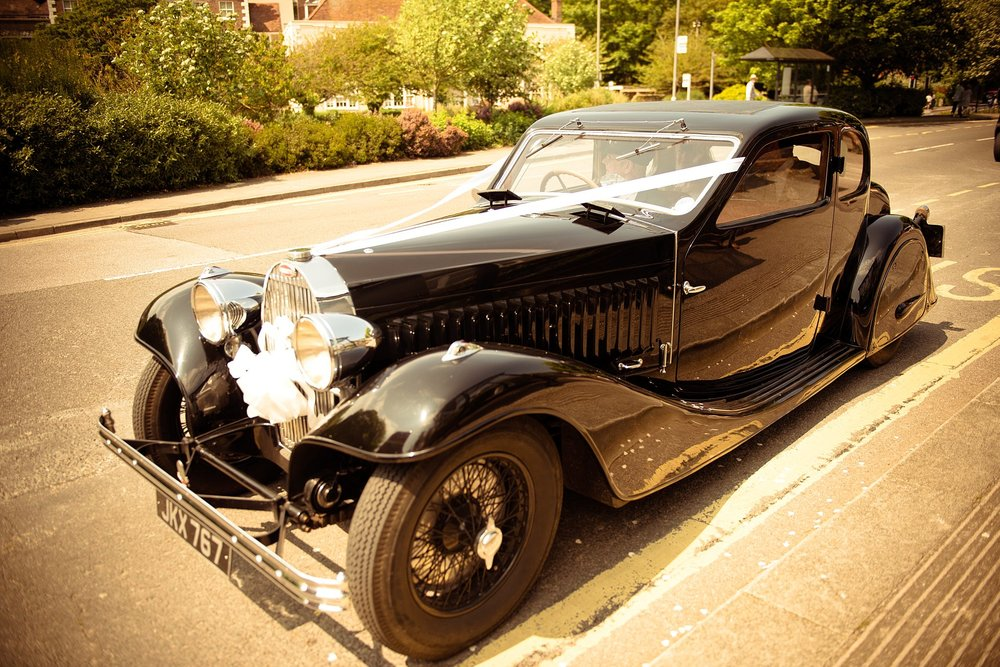 Vintage Amy Wedding Styling-My Vintage Wedding-1930s Bugatti