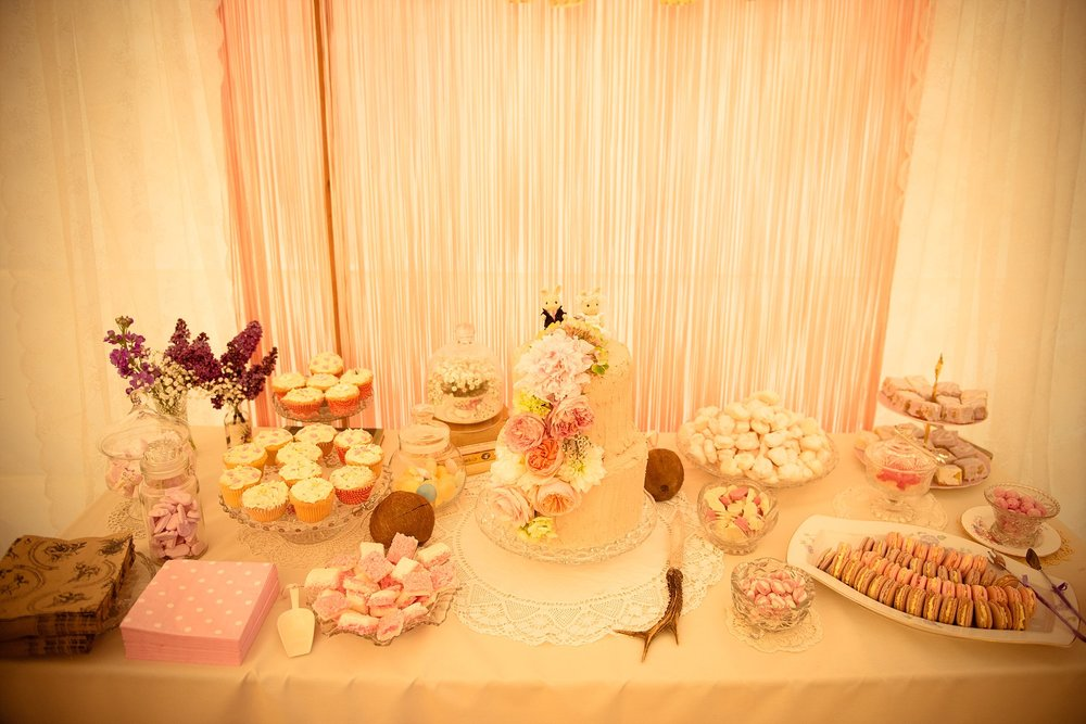 Vintage Amy Wedding Styling-My Vintage Wedding-Vintage Sweet Table