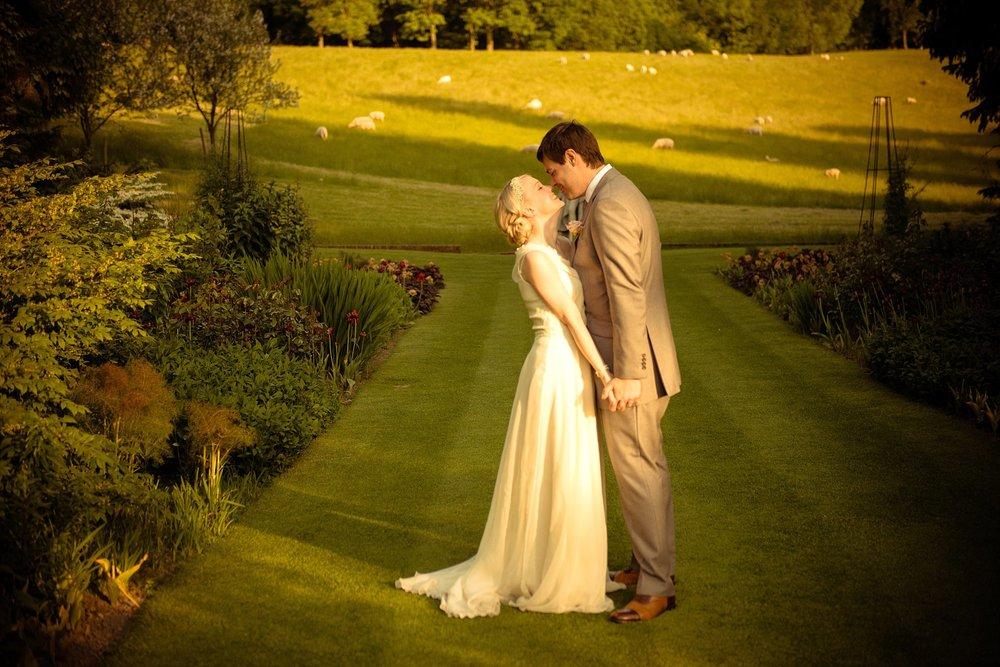 Vintage Amy Wedding Styling-My Vintage Wedding-1930s Dress English Garden Wedding