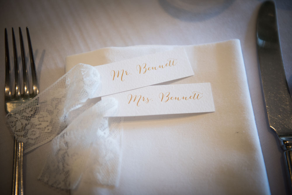 Vintage Amy Wedding Styling-Selina and Daves Romantic Wedding-Tunbridge Wells Kent-Vintage Lace and Calligraphy Name Tags